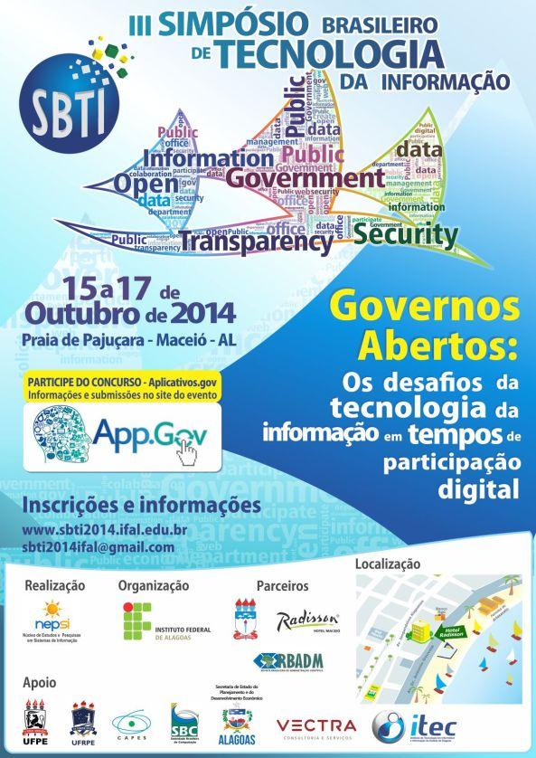 CARTAZ_SBTI_2014_Concurso